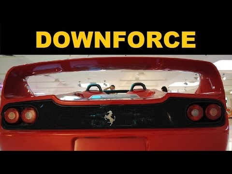 Downforce - Explained