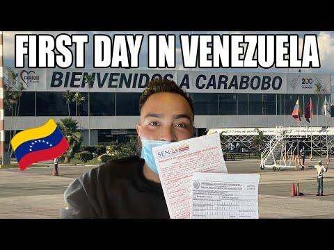 My First Impressions of Venezuela 🇻🇪