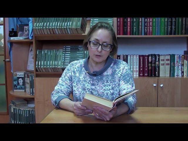 Изображение предпросмотра прочтения – МаринаИшекова читает произведение «Осень поздняя. Небо открытое...» А.А.Блока