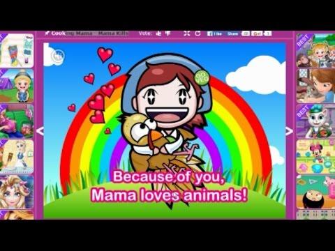 Game Cooking Mama EP.1 เกมส์คุกกิ้งมาม่า #1