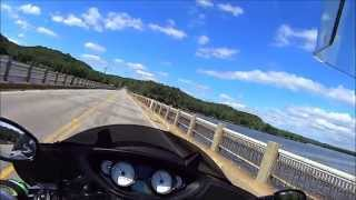 First ride on my new 2013 Victory Cross Country June 1,2013