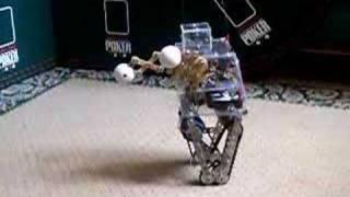 robot boxeador baco 2