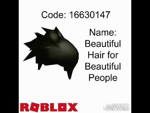 Roblox Beautiful Hair Code Is Robux Safe