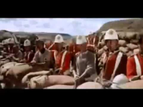 Men Of Harlech - Zulu War - YouTube
