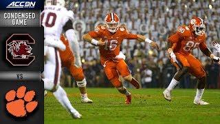 South Carolina vs. Clemson Condensed Game | 2018 ACC Football