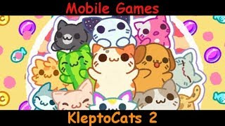KleptoCats 2 - Cute Cat Collecting - Android & iOS Gameplay Game Review