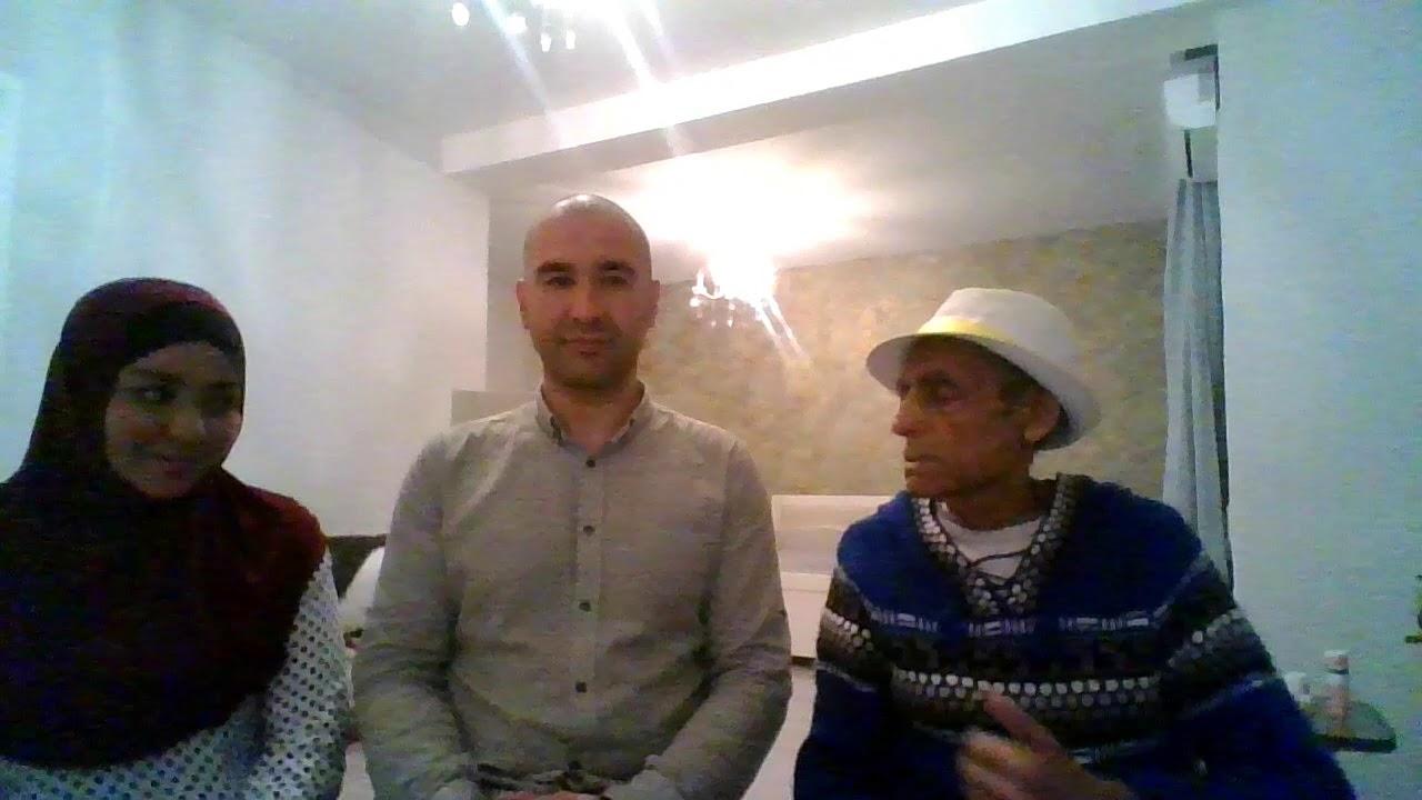 Благодарность Артура и его жены Зарифы из Турции после прохождения тренинга в Тбилиси.