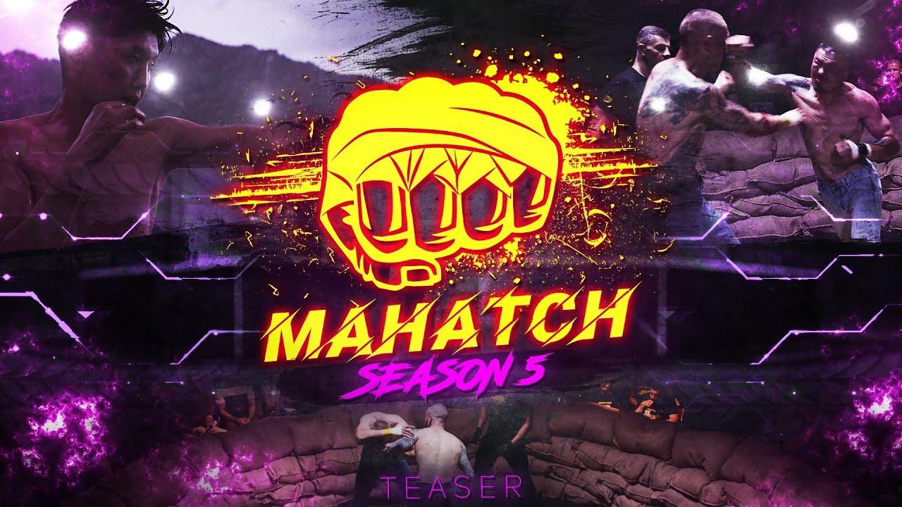 "Mahatch FC SE05. Тизер 5 сезона боев на кулаках - ""Махач"""