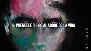 Marilyn Manson - Red, Black and Blue (Subtitulado al español)