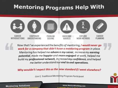 How To Build Successful Mentoring Programs Demo Content