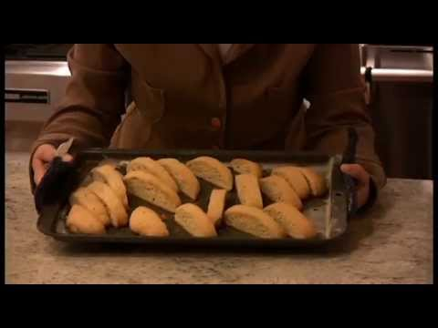 Tavola di Valmozzola Northern Italian Cooking with Susan diRende - Buttery Biscotti