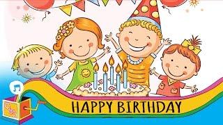 Happy Birthday (Birthday Song)   Karaoke