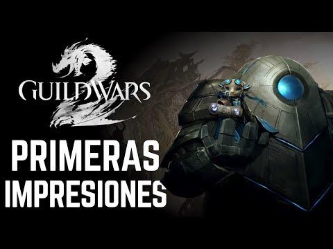 Guild Wars 2 MMORPG – Primeras impresiones – Gameplay en Español