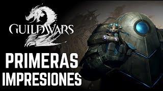 Guild Wars 2 MMORPG - Primeras impresiones - Gameplay en Español