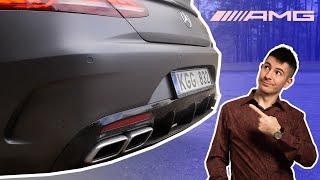 Cum e să conduci un S500 Coupe de 100,000EUR?