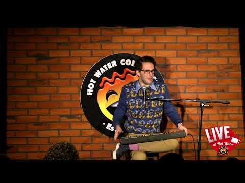 Tom Taylor | LIVE at Hot Water Comedy Club