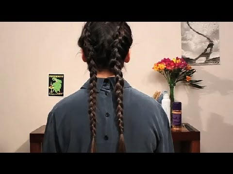Cómo hacer trenzas holandesas  Peinados con trenzas