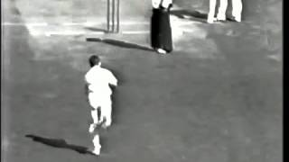 RARE  Sir Len Hutton 79 vs Australia 5th test 1950 51