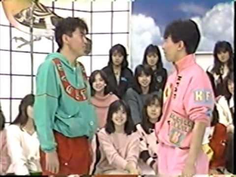 とんねるずの「井上明子が去る日」 【19841229】