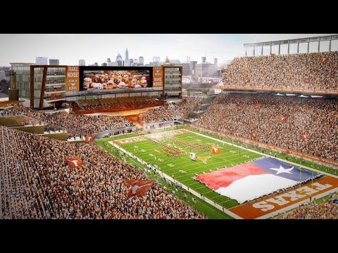 Texas releases new artist renderings showing more about
