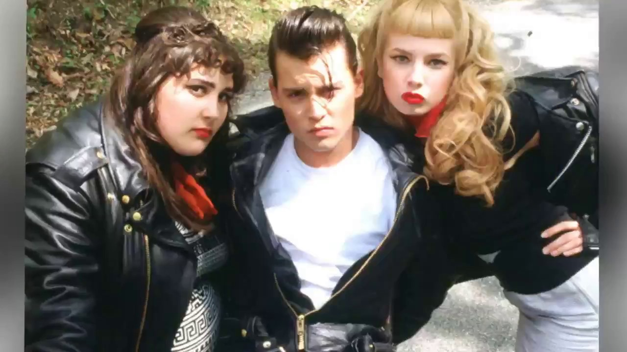 Cry Baby The Movie Johnny Depp Pics And Outfit Ideas Youtube