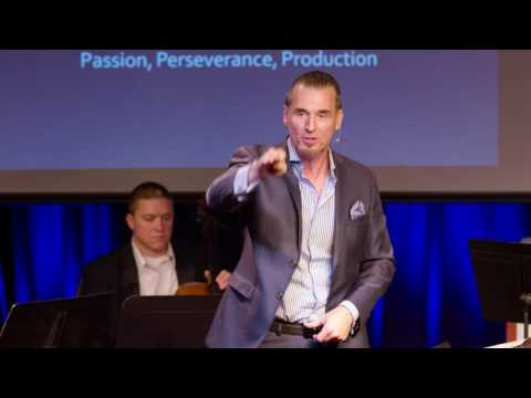 The Arts: Passion, Perseverance, Production | Benjamin Wade | TEDxCarsonCity