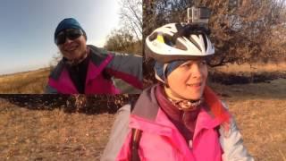 Вело-девичник   140 км 08.11.2015
