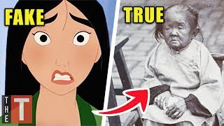 The True Story About Mulan Revealed