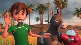 Superbook - The Birth Of Moses - #1 - (HD Version)