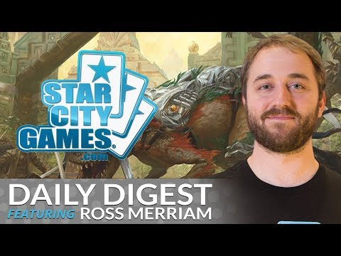 Daily Digest: Vraska Jund with Ross Merriam [Standard]