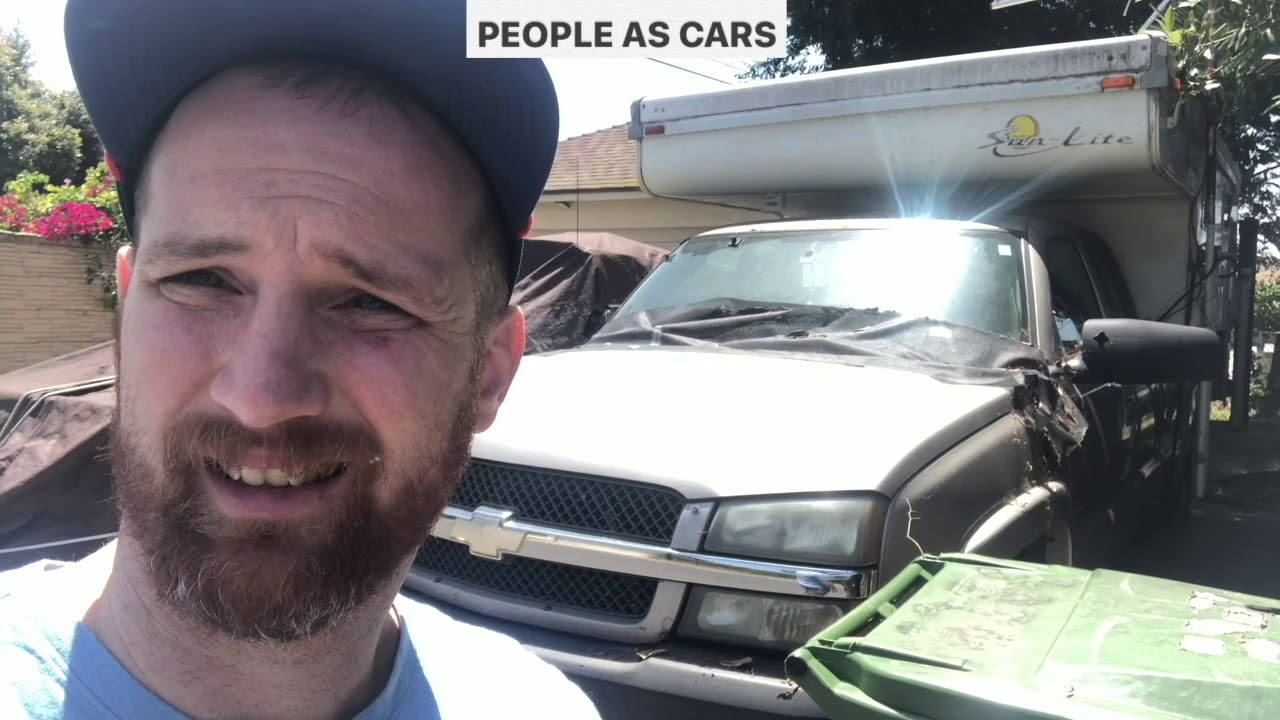 Comedian Roasts Cars
