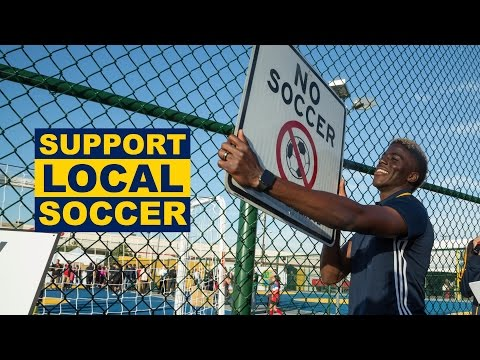 Support Local Soccer: Gyasi Zardes' journey from Hawthorne to the LA Galaxy