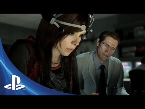 Beyond: Two Souls trailer features a look at protagonist Jodie's troubled life