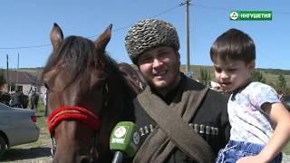 """Поход конно - спортивного клуба """"Дикая дивизия""""."""