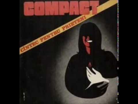 COMPACT - CÂNTEC PENTRU PRIETENI - ALBUM - 1988