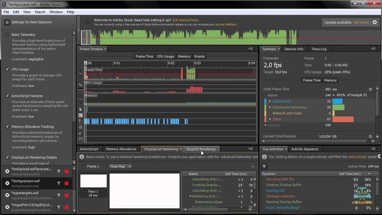 02. Adobe Scout ve Adobe Gaming SDK Nedir? - YouTube