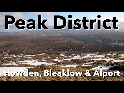 Peak District Walk - Howden, Bleaklow & Alport