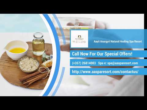 Ayii Anargyri Natural Healing Resort Luxury Spa Hotel Cyprus
