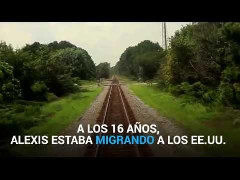 Cómo un viaje tren cambió la vida de este adolescente hondureño | UNICEF