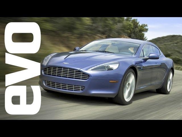 Aston Martin Rapide Review Evo Diaries Youtube