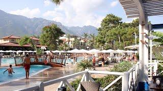 Отель Crystal Aura Beach Resort & Spa отзыв и подробное описание| Кемер | Турция 2019