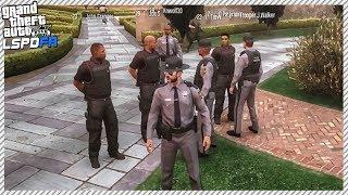 GTA 5 RP - POLICE OFFICER ON DUTY!