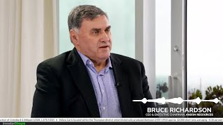 InvestorStream chats with: Anson Resources CEO & Executive Chairman Bruce Richardson (22 June 2020)