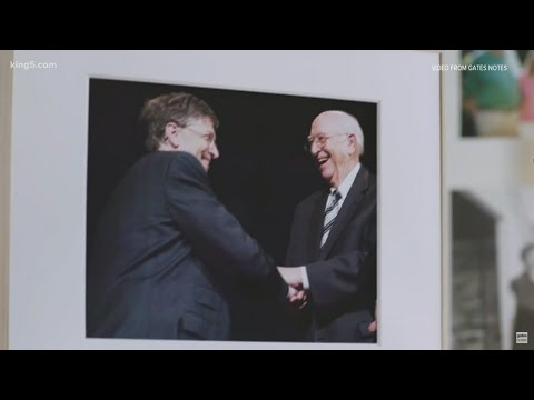 Bill Gates Sr., philanthropist and father of Microsoft co-founder, dies ...