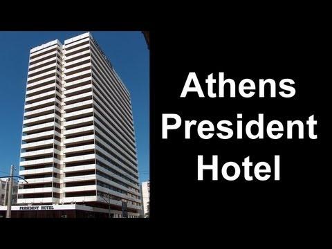 Athens President Hotel ~ Vlog στο πρωινό