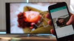 iPhone Handy mit dem Fernseher verbinden - Keine Kabel, keine Geräte