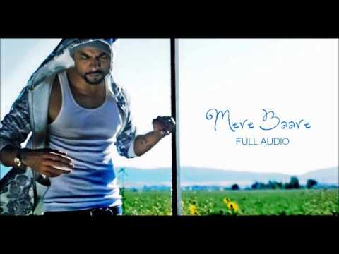 Mere Baare - Bohemia ( Full Audio )