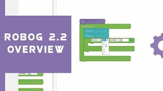 This video gives an introduction to Robo G 2.2 and we make a simple...