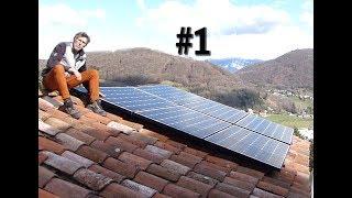Energie Solaire . Vendre, Stocker ou Consommer? par Barnabé