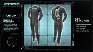 Orca Full Sleeve Sonar Wetsuit - www.simplyswim.com